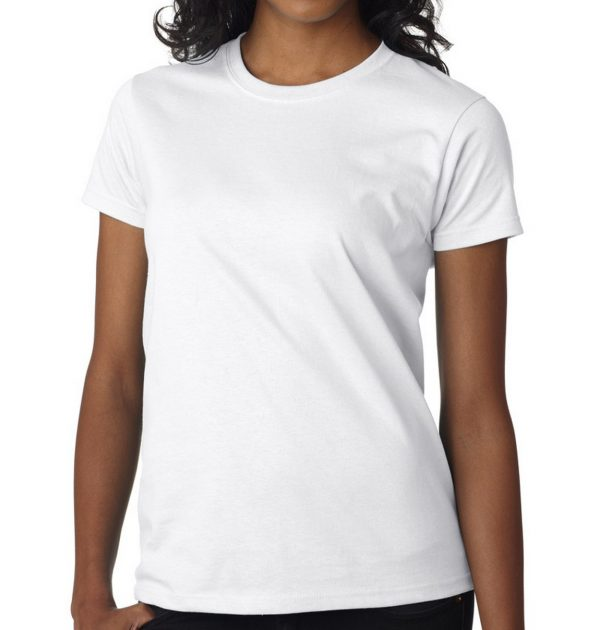 Womans-White-T-Shirt